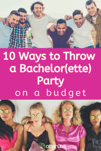 10 ways to throw a bachelor(ette) party