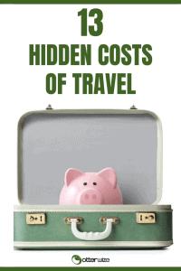 hidden costs of travel