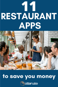 11 restaurant apps to save you money